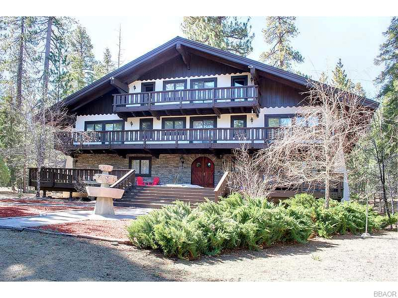 42223 Switzerland Drive, Big Bear Lake, CA 92315