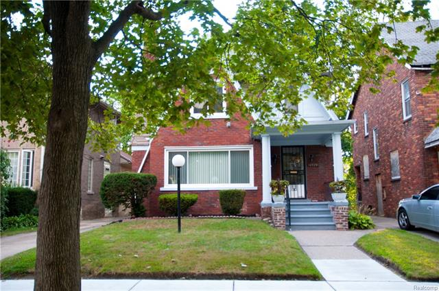 16529 PARKSIDE Street, Detroit, MI 48221