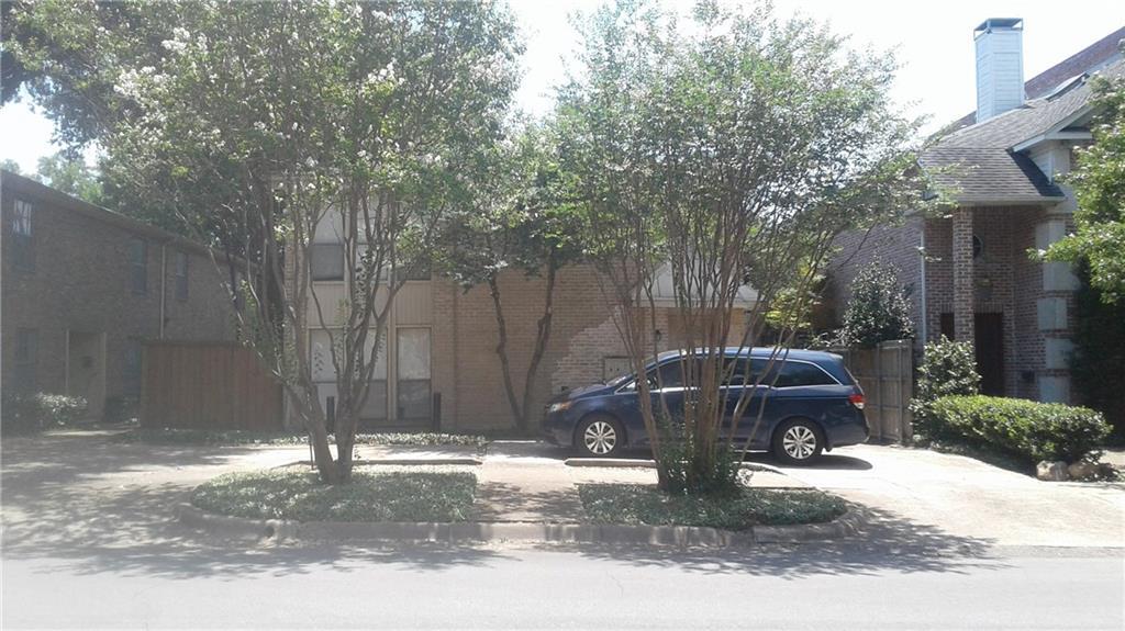 3459 Mcfarlin Boulevard D, University Park, TX 75205