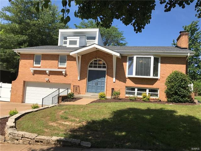 9553 General Lee Drive, Unincorporated, MO 63126