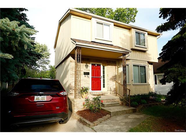 3264 PRAIRIE Avenue, Royal Oak, MI 48073