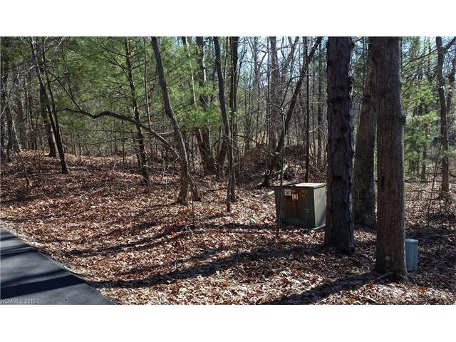 End of the road, cul-de-sac location in Foxwood subdivision. Conveniently located close to downtown Hendersonville, I26, airports and Asheville.  2.89 acres to build you mountain dream house, with views and restrictions