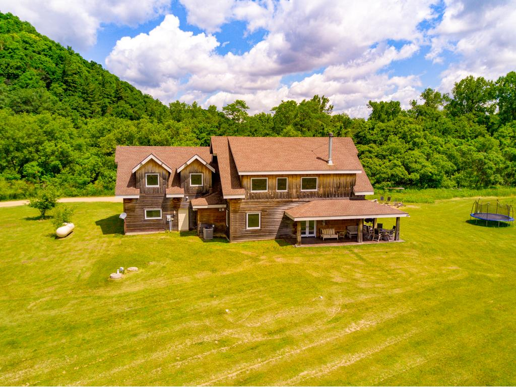 N1496 County Road A, Maiden Rock, WI 54750