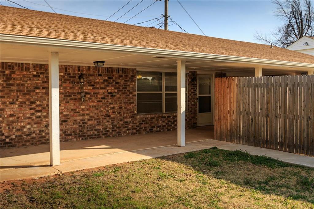 5901 N MacArthur Street C, Warr Acres, OK 73132