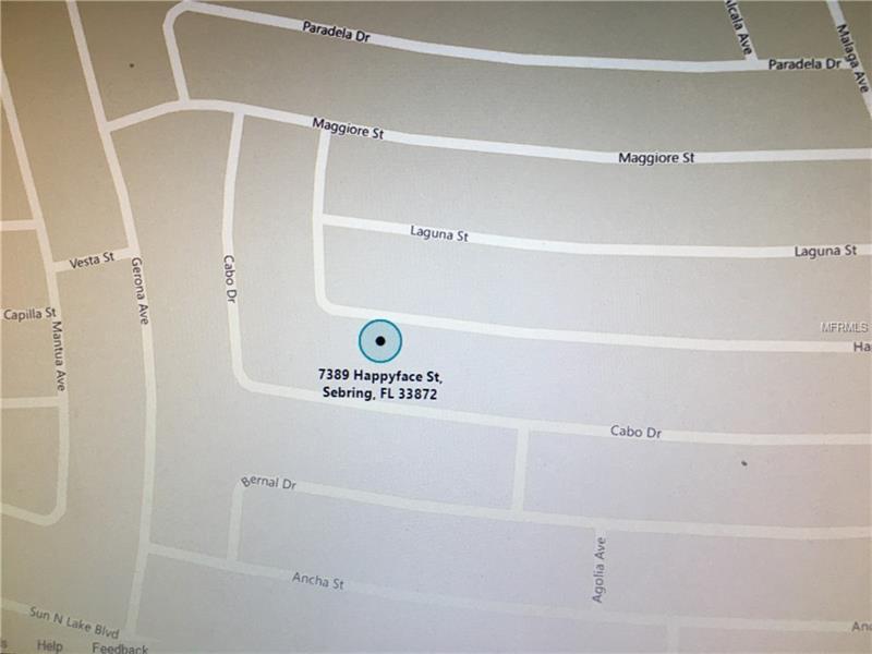 7389 HAPPYFACE STREET, SEBRING, FL 33872