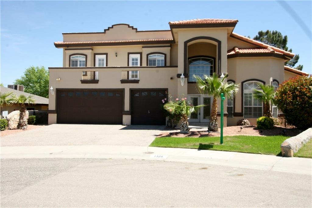1328 Cora Bell Place, El Paso, TX 79936