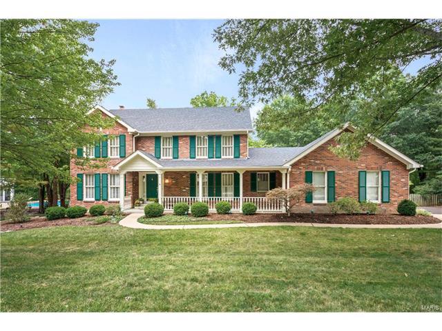 16445 Wilson Farm Drive, Chesterfield, MO 63005