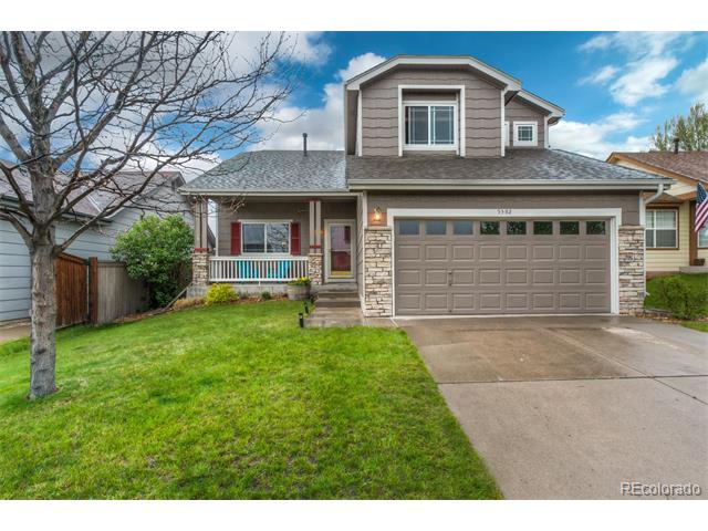 5382 Sweet Grass Court, Castle Rock, CO 80109