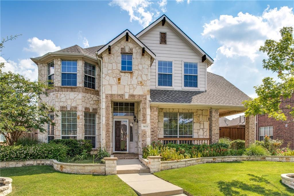 5611 Kirkhaven Drive, Frisco, TX 75034