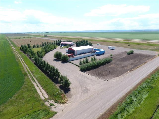 274047 Twp Rd 144 - N. of Stavely, Rural Willow Creek M.D., AB T0L 1R0