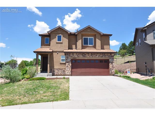 11445 Wildwood Ridge Drive, Colorado Springs, CO 80921