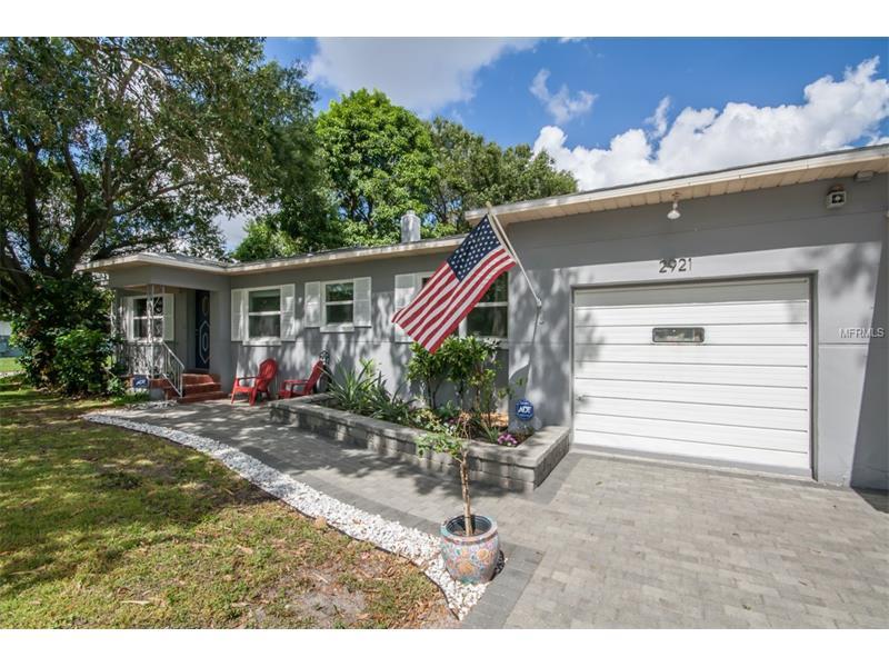 2921 W CASS STREET, TAMPA, FL 33609