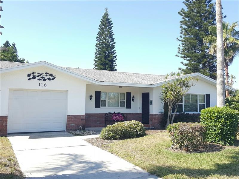 116 CAUSEWAY BOULEVARD, BELLEAIR BEACH, FL 33786