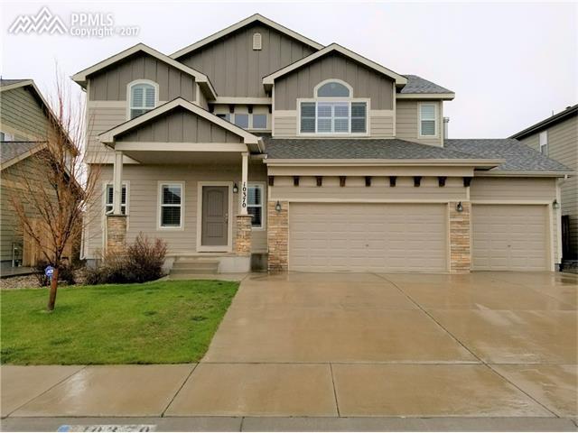 10370 Silver Stirrup Drive, Colorado Springs, CO 80925