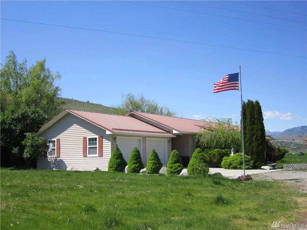 967 Conconully Road, Okanogan, WA 98840