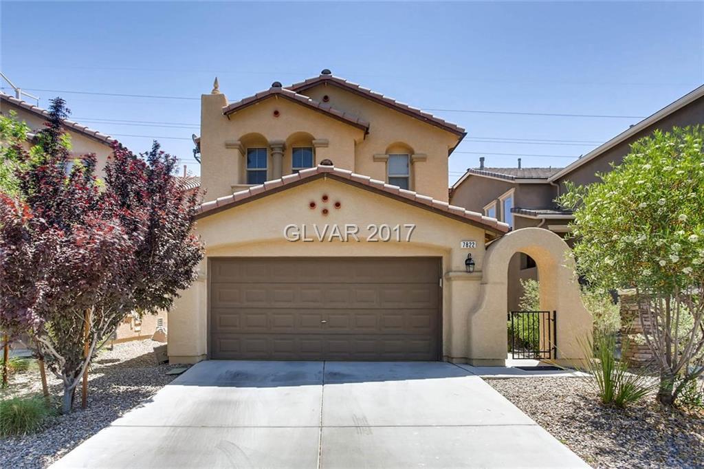7822 SHINGLE BEACH Street, Las Vegas, NV 89166