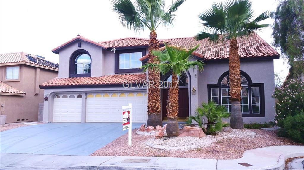 8973 BRACKEN CLIFF Court, Las Vegas, NV 89129