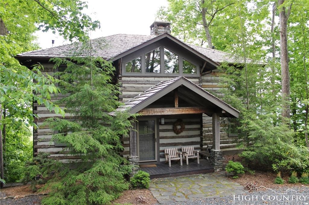 Boone nc log cabins 400 000 449 999 for Boone cabins for sale