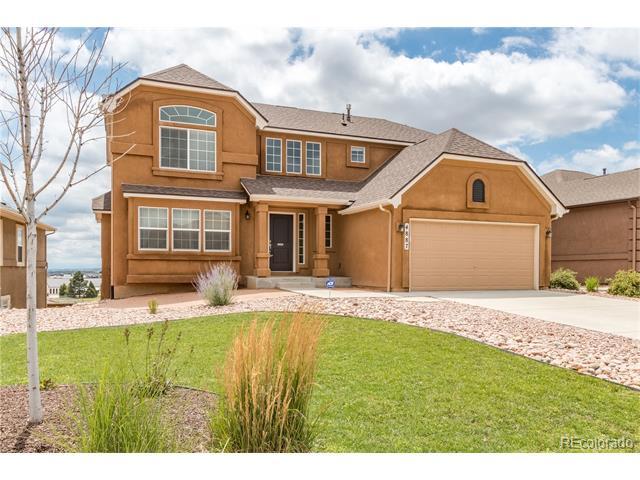 4887 Daredevil Drive, Colorado Springs, CO 80911