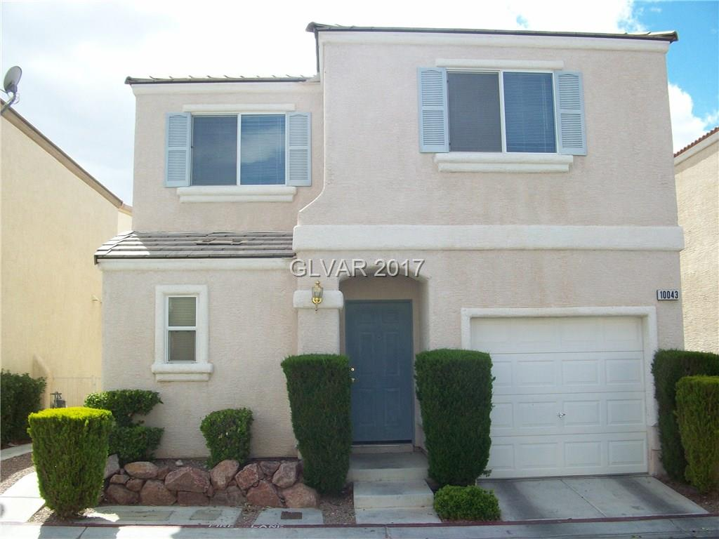 10043 FRAGILE FIELDS Street, Las Vegas, NV 89183