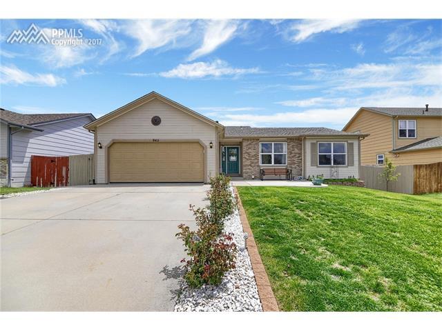 945 Modell Drive, Colorado Springs, CO 80911
