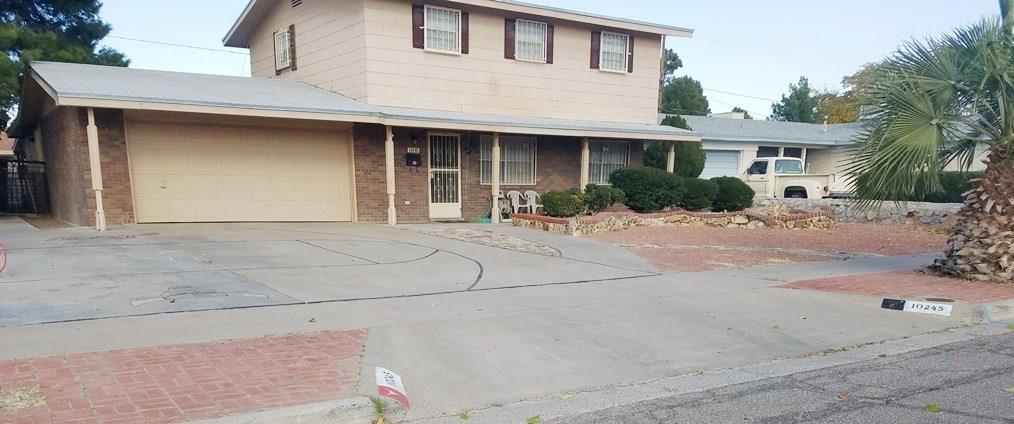 10245 Luella Avenue, El Paso, TX 79925