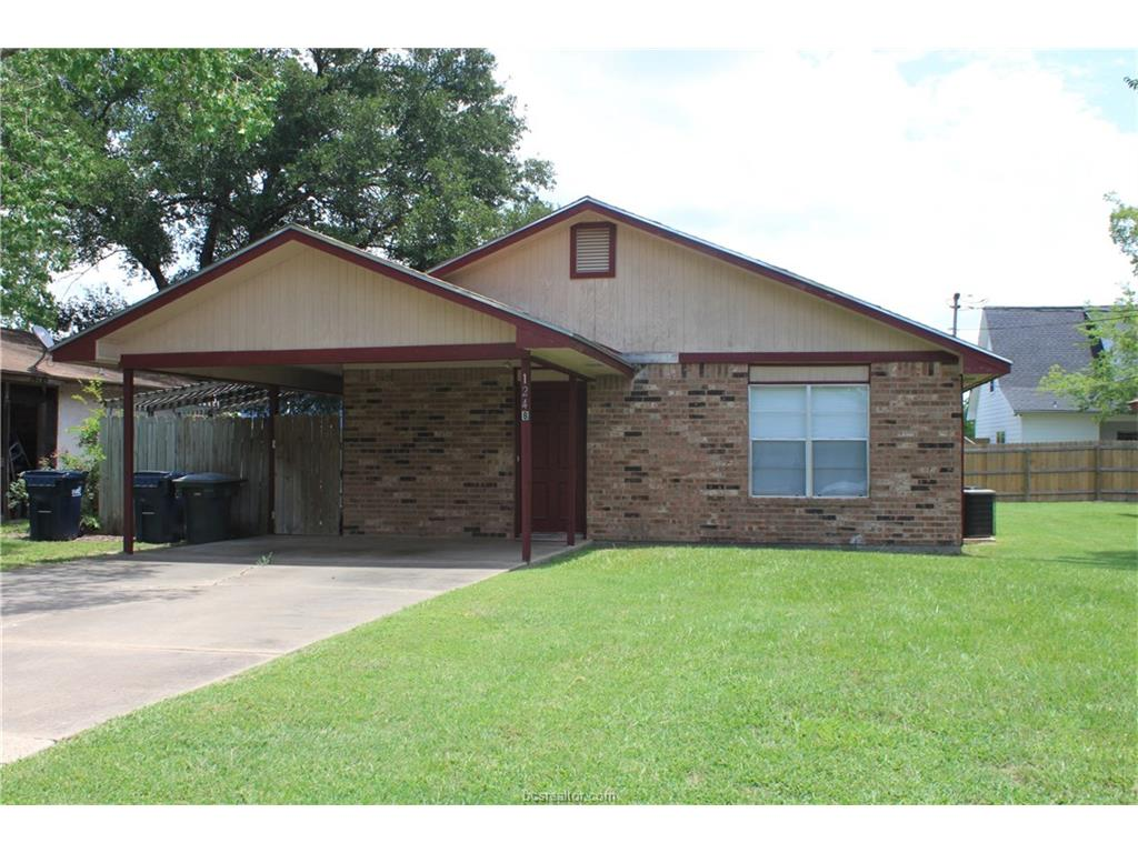 124 Richards B Street, College Station, TX 77840