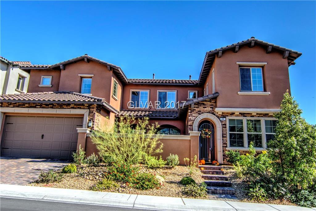 390 CALABRIA RIDGE Street, Las Vegas, NV 89138