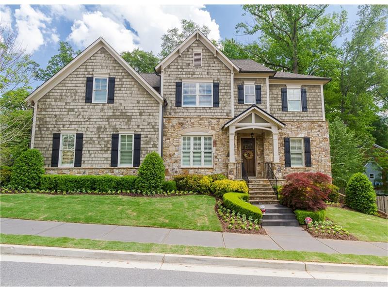 300 NE Valley Brook Way, Atlanta, GA 30342