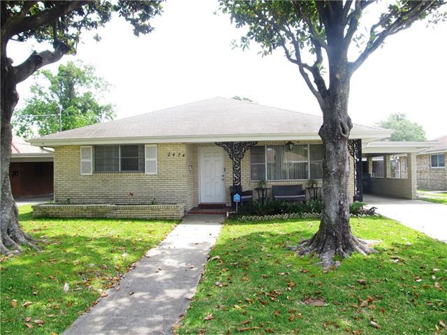 2474 HYMAN Place, New Orleans, LA 70131