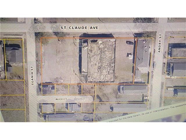 5330 ST. CLAUDE Avenue, New Orleans, LA 70117