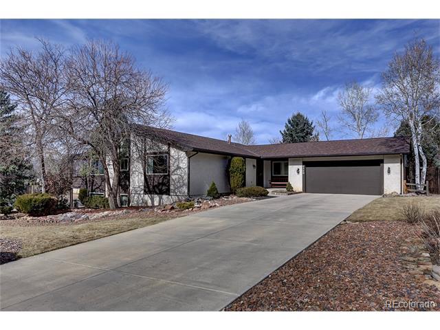 4340 N Whispering Circle, Colorado Springs, CO 80917