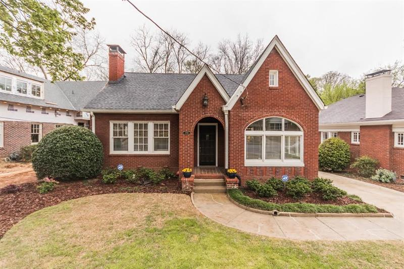 1296 NE Morningside Drive, Atlanta, GA 30306