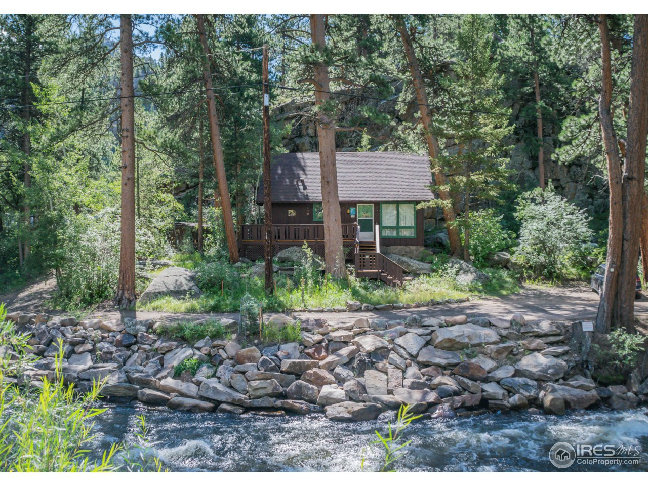 42 Evergreen Point Rd, Drake, CO 80515