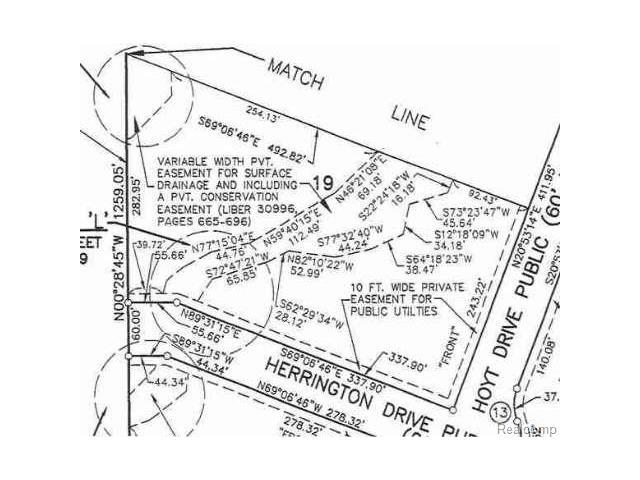 468 Hoyt Drive, ORION TWP, MI 48362