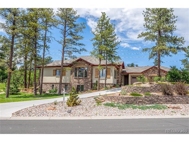 2483 Saddleback Drive, Castle Rock, CO 80104
