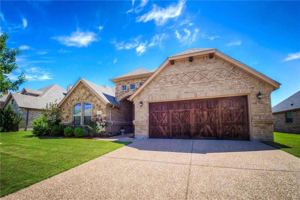 110 Chateau Drive, Aledo, TX 76008