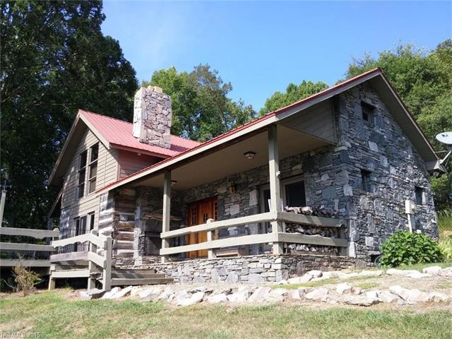827 Bodah Mountain Road, Marshall, NC 28753
