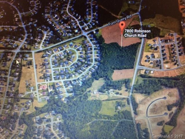 7800 Robinson Church Road, Harrisburg, NC 28075