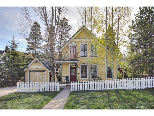 312 N French Street, Breckenridge, CO 80424