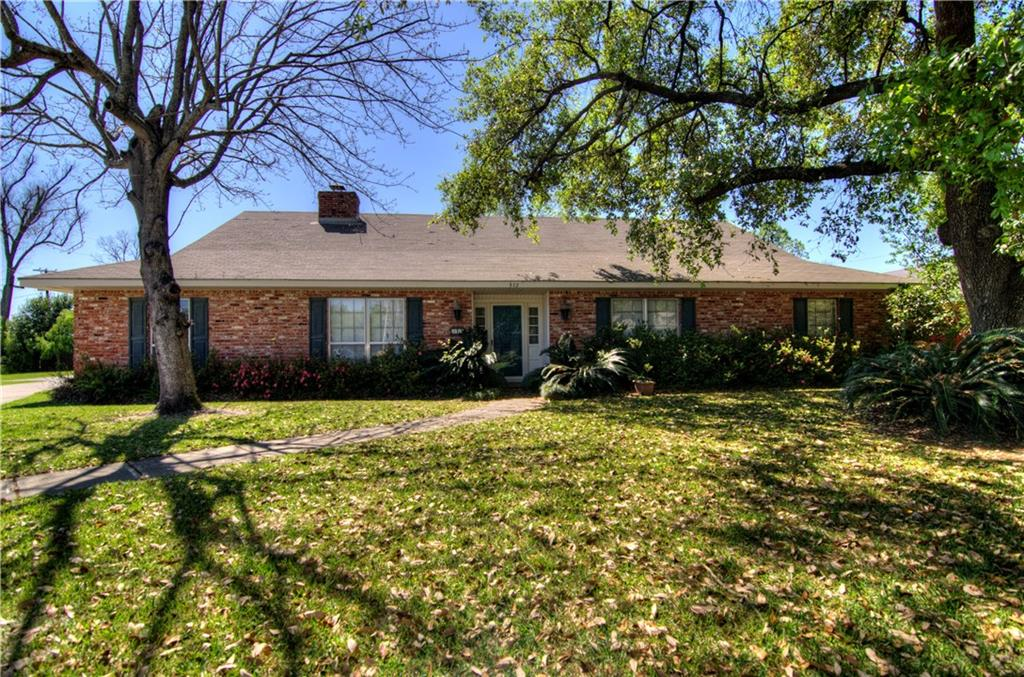 Large 4 bedroom, 2 full bath, 2 half bath home with an update kitchen, custom cabinets, Wood burning Fireplace, and tile bathrooms. Home is conveniently located close to all Alexandria has to offer. Roof is only 7 yrs old, HVAC is 5 yrs old, all plumbing was replaced in 2016.