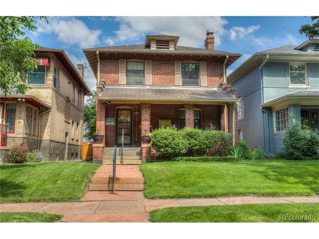 1766 N High Street, Denver, CO 80218
