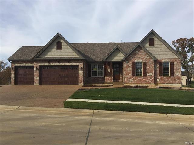 423 Cottage Grove Court, Wentzville, MO 63385