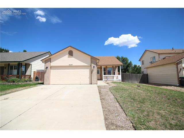 5659 Preminger Drive, Colorado Springs, CO 80911