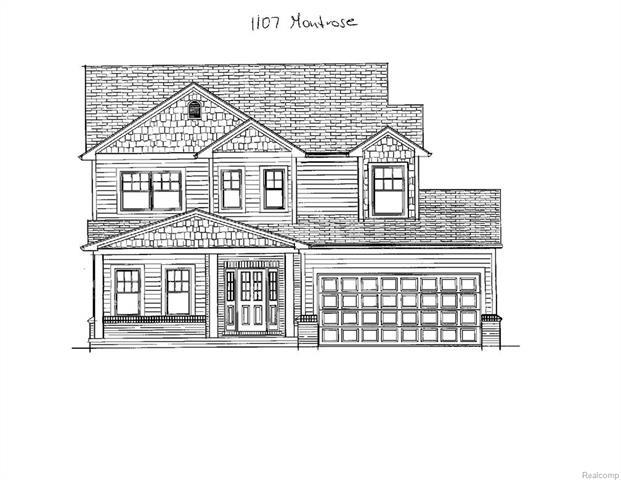 1107 MONTROSE Avenue, Royal Oak, MI 48073