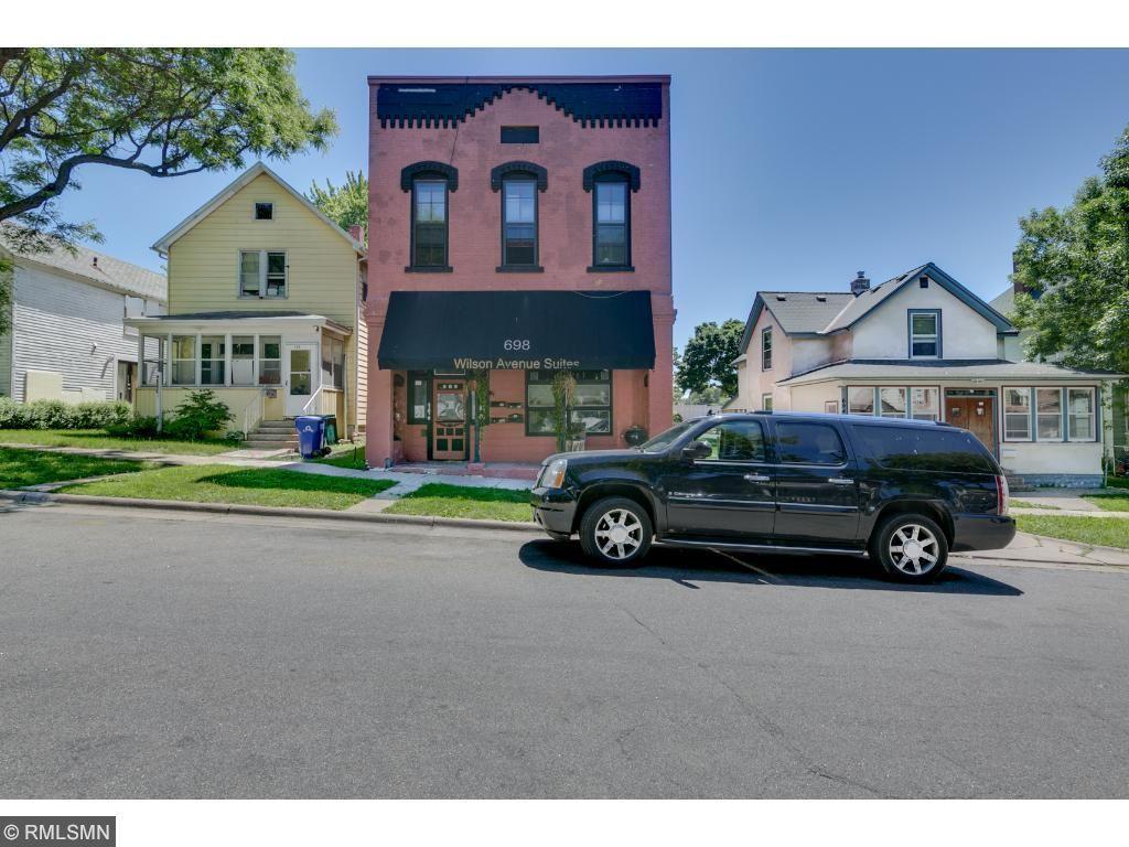 698 Wilson Avenue, Saint Paul, MN 55106