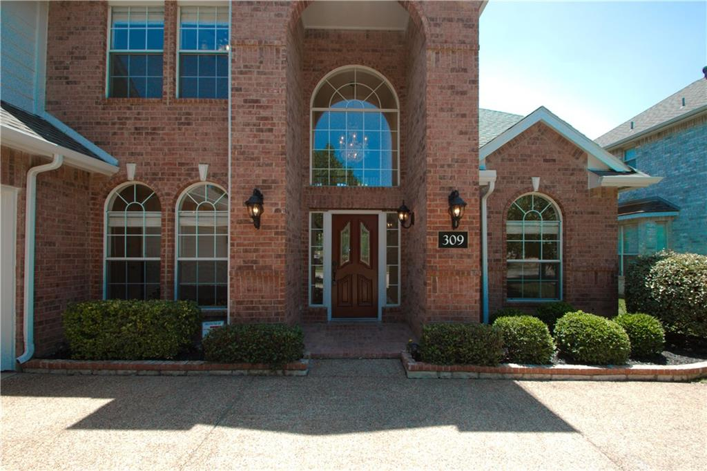 309 Lyndsie Drive, Coppell, TX 75019