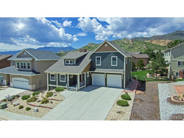 5680 Vantage Vista Drive, Colorado Springs, CO 80919