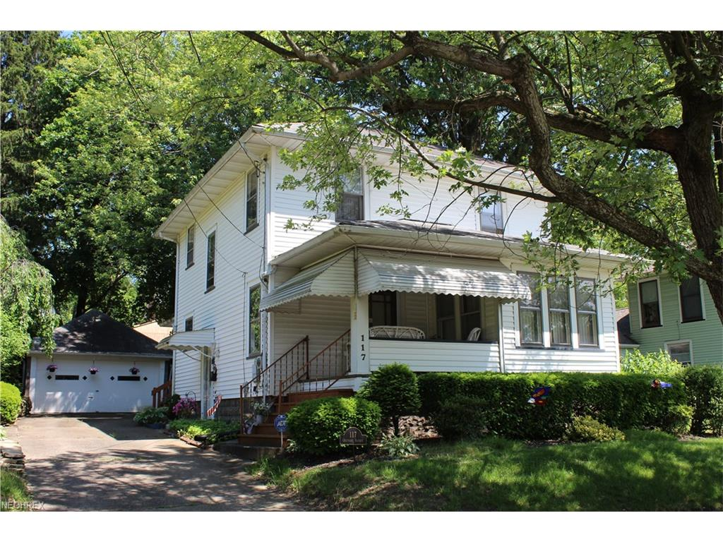 117 Orchard Ave, Niles, OH 44446