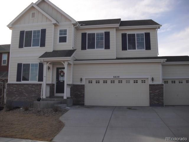 6628 Big Leaf Lane, Colorado Springs, CO 80927